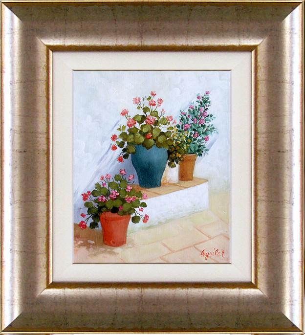 Cuadros cuadros de flores cuadros modernos cuadros - Marcos cuadros baratos ...
