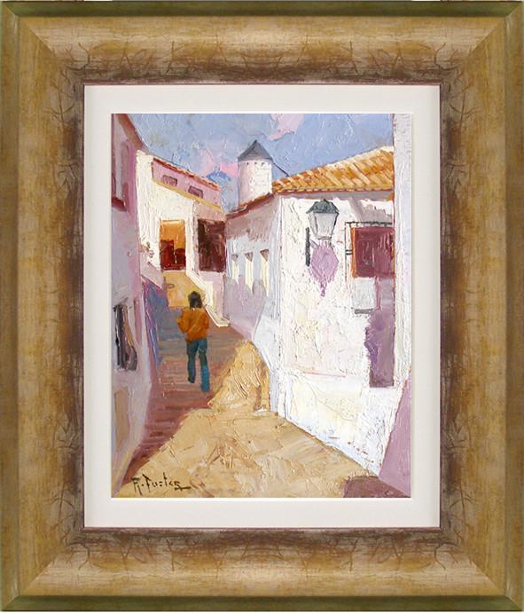 Rafael fuster cuadros cuadros al oleo cuadros al oleo de for Comprar cuadros modernos online baratos