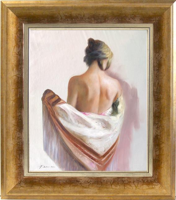 Cuadros cuadros al oleo cuadros al oleo de mujeres - Cuadros baratos barcelona ...