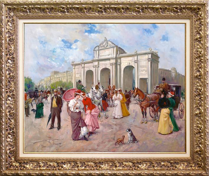 Cuadros cuadros de mujeres cuadros modernos cuadros for Comprar cuadros al oleo